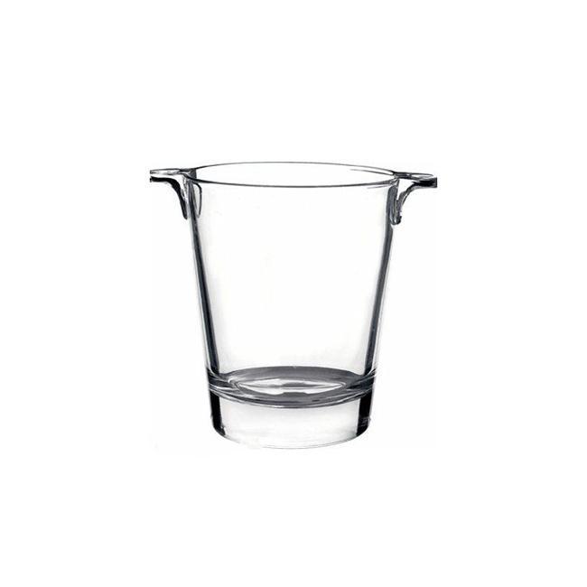 Стъклен съд за лед 1,345лBARTENDER-(1.25050)(YPSILON)- Bormioli Rocco