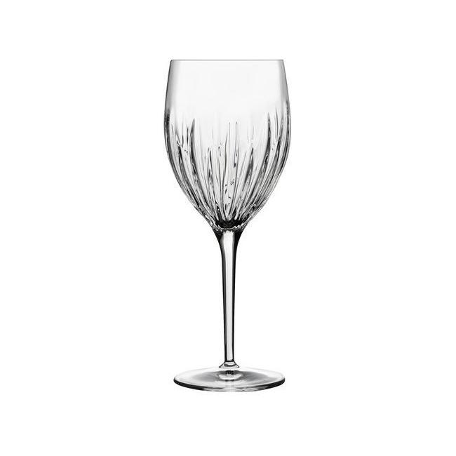 Стъклена чаша за червено вино