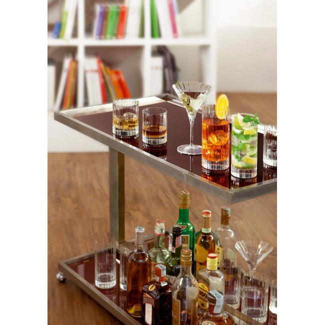 Стъклена чаша за безалкохолни напитки / коктейли