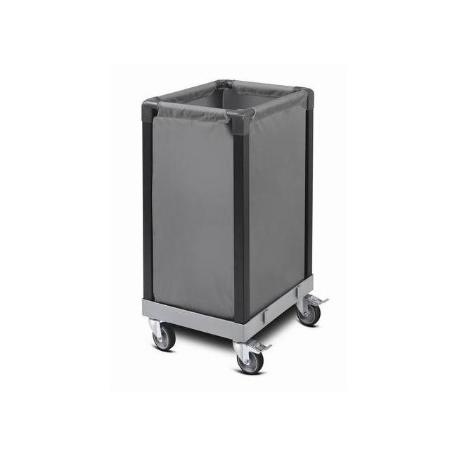 Хотелска количка за бельо 47x52см HUNTER-(LUNTRL1P)