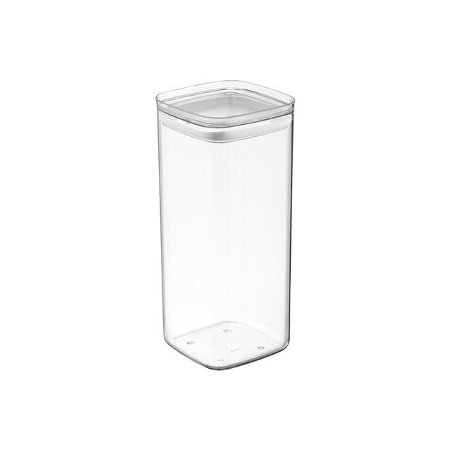 Пластмасова кутия за съхранение със силиконово уплътнение
