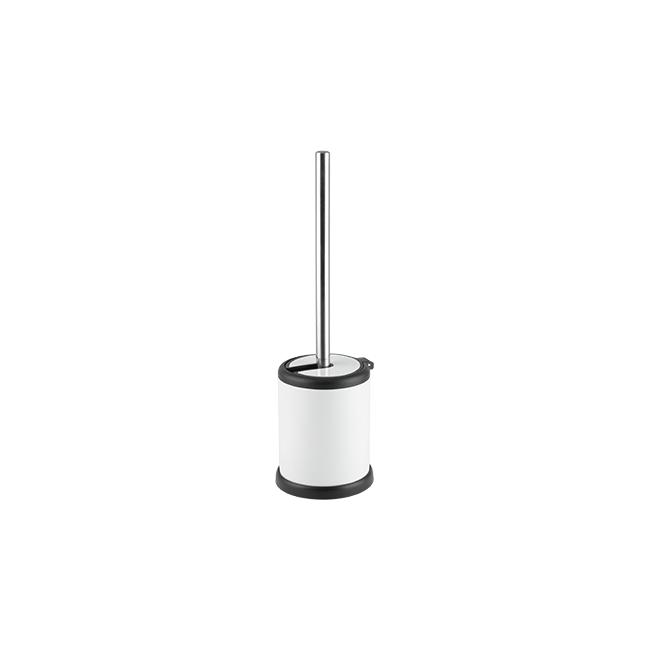 Четка за тоалетна, бяла 11,5x11,5x39см FANTASY G-(90972-001-W) - Horecano