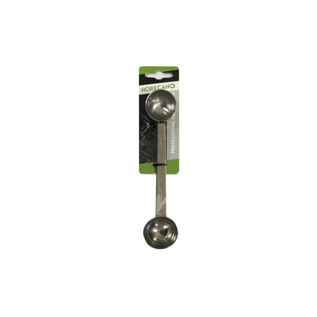 Иноксова мерителни лъжици 15мл/30мл MKG-04 (0650) HORECANO
