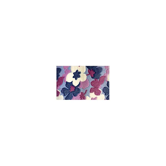 Стелка за баня лилава  2 части 80x58см CN-(9953-3) - Horecano