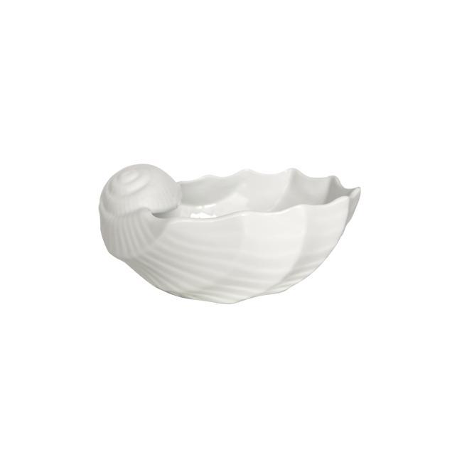 Порцеланова купа рапан 19см   RHODES (ESPRD 19 DKS)ГП  - Gural Porselen