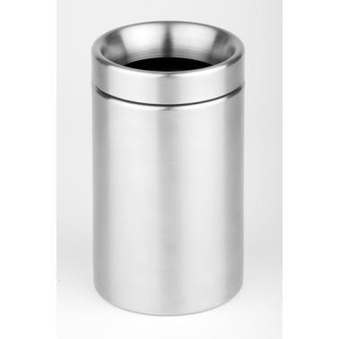 Иноксово кошче за маса, ф10см 1,1л SUNDAY - APS