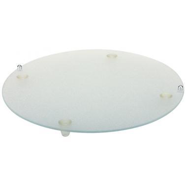Стъклено плато кръгло    ф38 см  - APS