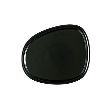 Порцеланова чиния24,5x20,5см BONNA-PIUMA-NOTTE-(NOTPIU 25 DZ)