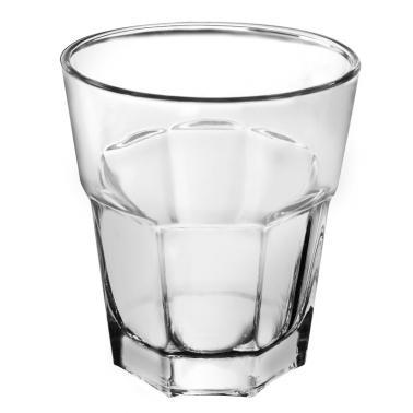Стъклена чаша за алкохол / аперитив ниска 300мл VEGAS-(VEG305)
