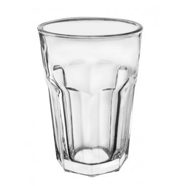 Стъклена чаша за вода / безалкохолни напитки висока 360мл VEGAS-(VEG365)