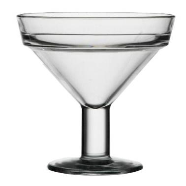 Стъклена чаша за мелба / десерти 410мл. IMPILABILE