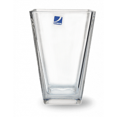 Стъклена ваза VAECKIGE VM-1240000  - Vitrum