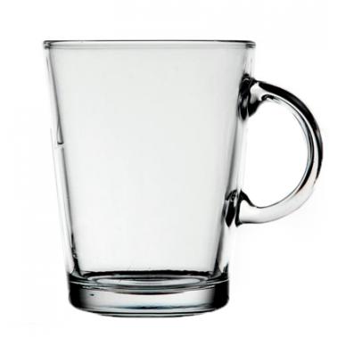 Стъклена чаша за топли напитки 420мл LIBERTI XL / FREEDOM VM-1207000 - Vitrum