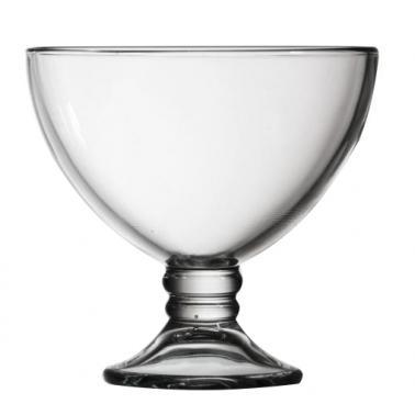 Стъклена чаша за  мелба / десерти 460мл  DALIA VM-1309020 - Vitrum