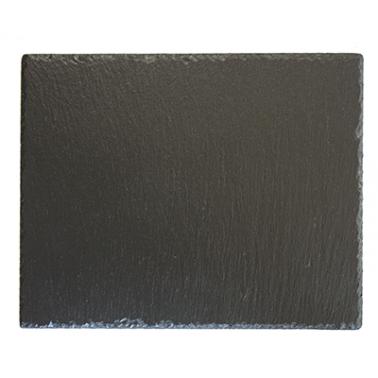 Каменна плоча за сервиране правоъгълна  GN1/1 53x32,5xh0,5см (SL-PL-RE-5332) - Horecano