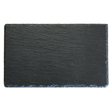 Каменна плоча за сервиране правоъгълна -GN1/3 32,5x17,6xh0,5см  (SL-PL-RE-3217) - Horecano