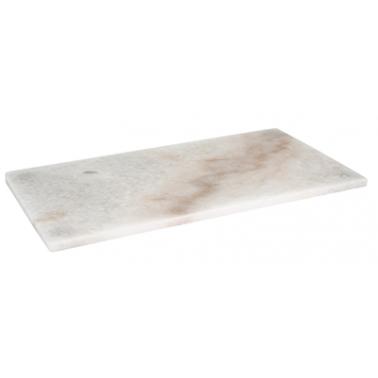 Мраморна плоча за сервиране правоъгълна  GN1/1 53x32,5xh1,6см   (NM-TR-RE-5332) - Horecano