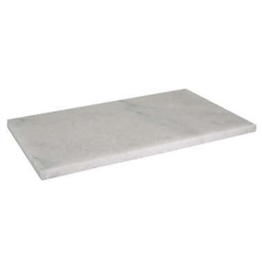 Мраморна плоча за сервиране правоъгълна  GN1/2 32,5x26,5xh1см (NM-TR-RE-3226) - Horecano