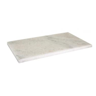Мраморна плоча за сервиране правоъгълна GN1/4 26,5x16,2xh1см  (NM-TR-RE-2616) - Horecano