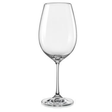 Стъклена чаша за вода 550мл  VIOLA(40729) (CX51) - Crystalex