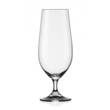 Стъклена чаша за бира 380мл LARA (40415)  (CX62) - Crystalex