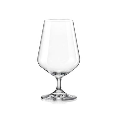 Стъклена чаша за бира 550мл SIESTA (4GA06) (CX33) - Crystalex