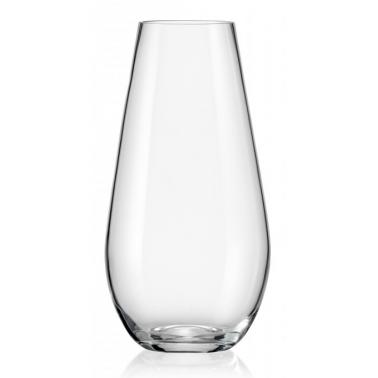 Стъклена ваза (82237)  24,5см (CX58) - Crystalex