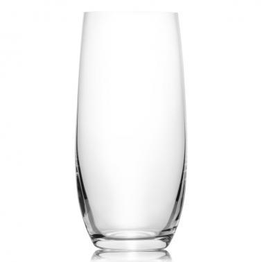 Стъклена чаша за безалкохолни напитки / вода 350млCLUB(25180)- Crystalex