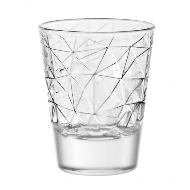 Стъклена чаша за шот 80мл   VIDIVI-DOLOMITI (67987M)(67595)