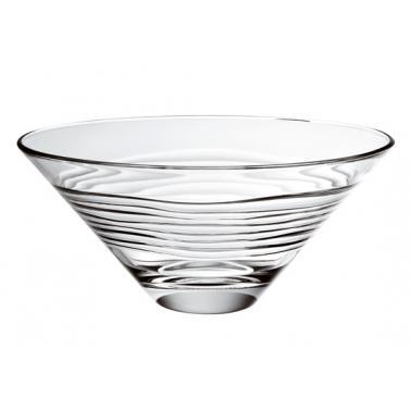Стъклена купа конусовидна 2,2л 26x20xh11,5см VIDIVI-OASI (62726EM)