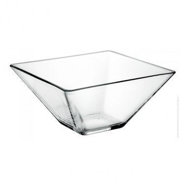 Стъклена купа 3,6л 26x26xh12,5см   VIDIVI-TORCELLO (60187EM)