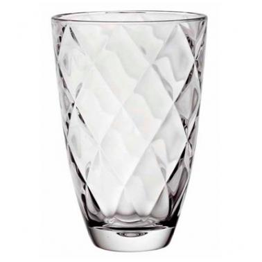Стъклена ваза   16xh24см VIDIVI-CONCERTO (63327EM)