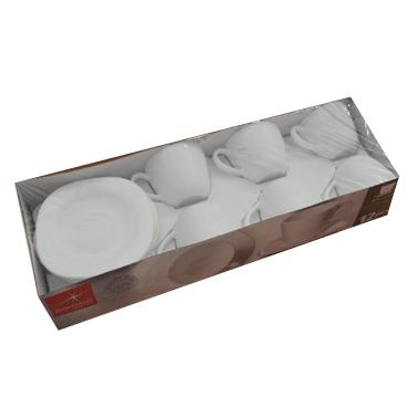 Сервиз  аркопал за чай 22мл ПАРМА (4.98950) - Bormioli Rocco