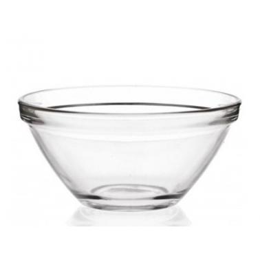 Стъклена купа ф23см 2,45л POMPEI-(1.93010)  - Bormioli Rocco