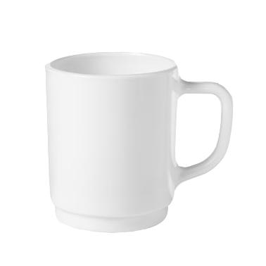 Чаша аркопал за  мляко Tazza Mug 340мл  TOLEDO  (5.30340) - Bormioli Rocco