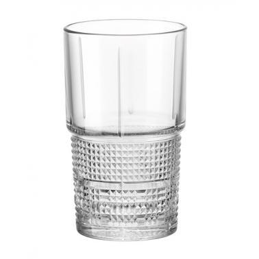 Стъклена чаша за коктейли / вода висока 405мл NOVECENTO - (1.22115) - Bormioli Rocco