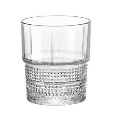 Стъклена чаша за алкохол / аперитив  ниска 370мл NOVECENTO - (1.22116) - Bormioli Rocco