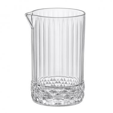 Стъклена смесителна чаша за коктейли / напитки