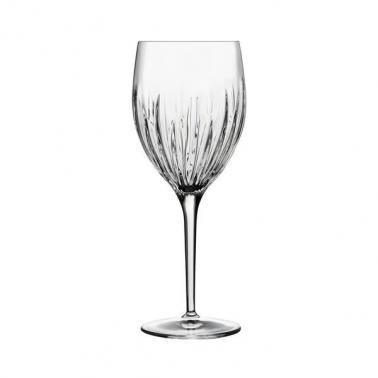 Стъклена чаша за бяло вино
