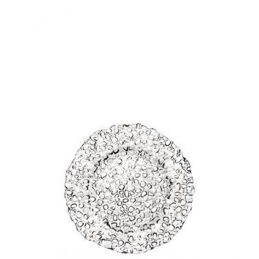 Стъклена чиния ф21смGOCCE-(09214/01) (RM 271) - Luigi Bormioli