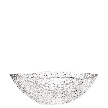 Стъклена купаф25смh8,5см GOCCE-(09216/01) (RM 273)- Luigi Bormioli
