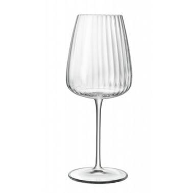 Стъклена чаша за бяло вино 550мл SPEAKEASIES SWING-(13145/01)- Luigi Bormioli