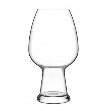 Стъклена чаша за бира