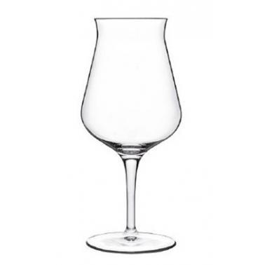 Стъклена чаша за бира 420млBIRRATEQUE-(11808/02) (C 469)- Luigi Bormioli
