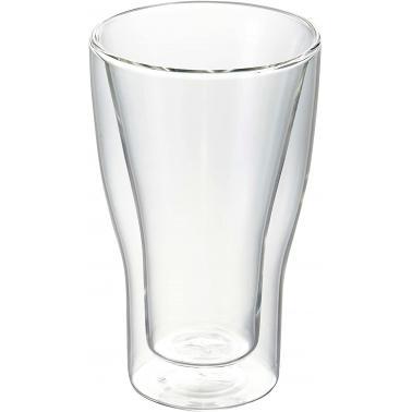 Стъклена двустенна чаша340мл DRINK&DESIGN-(10355/01) (RM 376)- Luigi Bormioli
