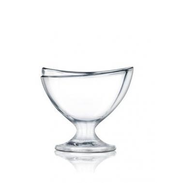 Стъклена чаша за сладолед  162мл