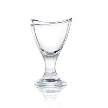 Стъклена чаша за мелба / десерти  155мл