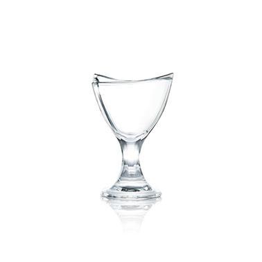 Стъклена чаша за мелба / десерти   200мл
