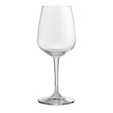 Стъклена чаша за вода / безалкохолни напитки  на столче 370мл  OCEAN-LEXINGTON-(1019G13)