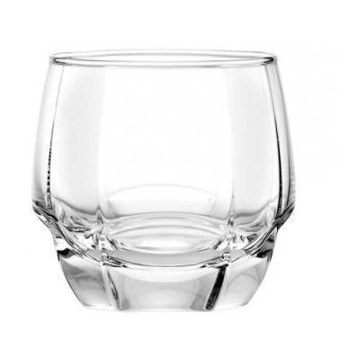 Стъклена чаша за алкохол / аперитив  ниска 340мл